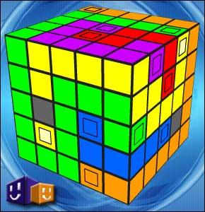 3D Logic Level 16 walkthrough