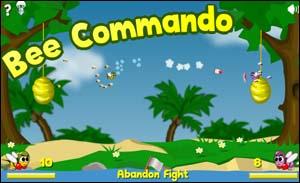 Bee Commando