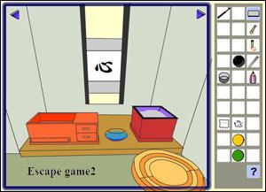 escape game screenshot