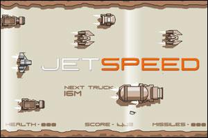 Jet Speed