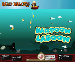 Flash Back: Harpoon Lagoon - Walkthrough, comments and ...