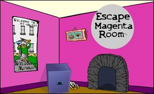 Escape Magenta Room