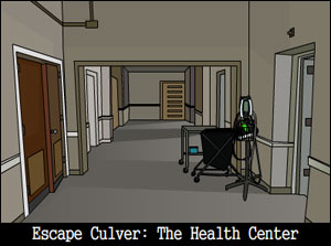 Escape the Health Center