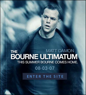 The Ultimate Search for Bourne
