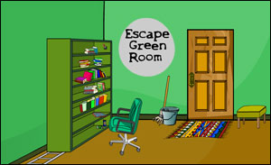 Escape Green Room