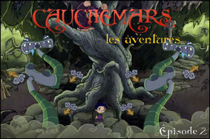 Nightmares, the Adventures 2