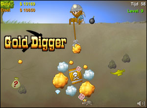 old digger game