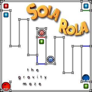 Sola Rola - THe Gravity Maze