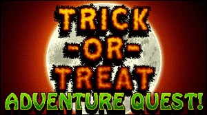 Trick or Treat Adventure Quest