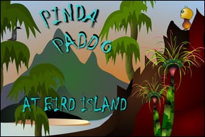 Pinda Paddo at Bird Island