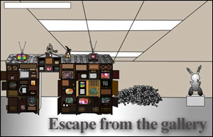 Escape from the Gallery