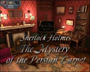 Sherlock Holmes: The Mystery of the Persian Carpet - Walkthrough
