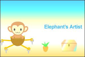 Elephant's Artist