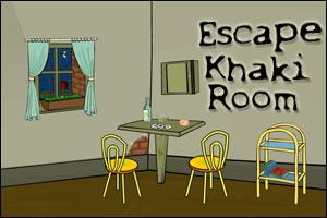 Escape Khaki Room