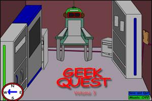 Geek Quest 3