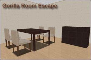 Gorilla Room Escape