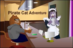 Pirate Cat Adventure