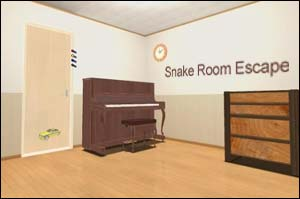 Snake Room Escape