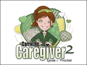 More Games from Carrie the Caregiver Games Game Series