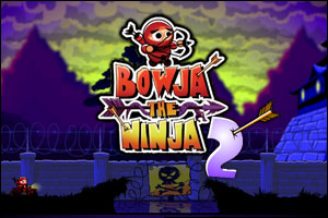 BOWJA THE NINJA 2 In Bigman's Compound