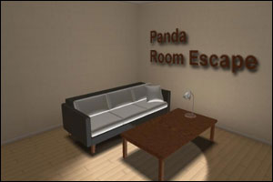 Panda Room Escape