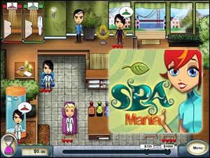 Spa Mania Walkthrough Comments And More Free Web Games