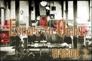 Escape to Obion - 3