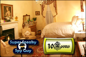 SSSG: Super Sneaky Spy Guy – 10 Rooms