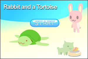Rabbit and a Tortoise