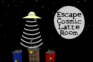Escape Cosmic Latte Room