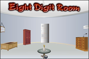 eight digit room
