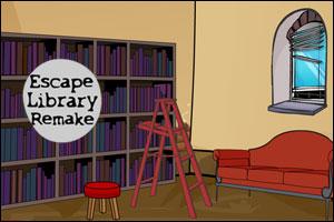 Escape Library Remake