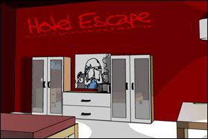 escape hotel room
