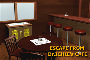 Escape from Dr. Ichie's Cafe
