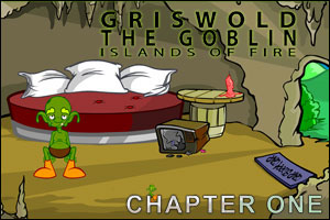Griswold the Goblin - Islands of Fire - Chapter 1