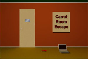 Carrot Room Escape