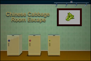 Chinese Cabbage Room Escape