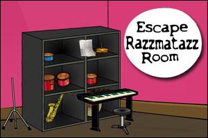 Escape Razzmatazz Room