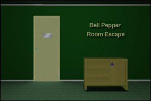 Bell Pepper Room Escape