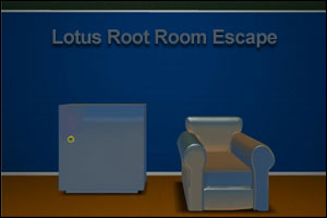 Lotus Root Room Escape