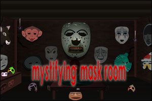 Mystifying Mask Room