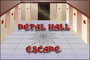 Petal hall Escape