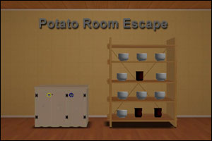 Potato Room Escape