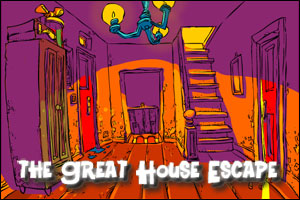 The great house escape walkthrough comments and more for The great escape house