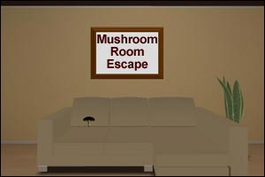 Mushroom Room Escape