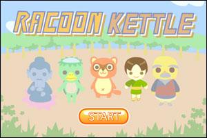Racoon Kettle