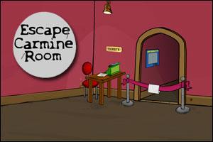 Escape Carmine Room
