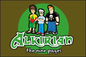 Alkirian - The Nine Pages