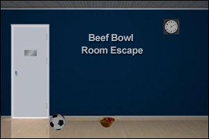 Beef Bowl Room Escape