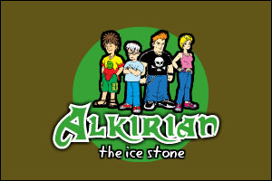 Alkirian 4 - The Ice Stone
